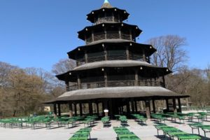 englischer Garten Chinaturm
