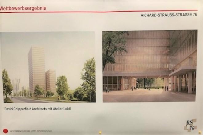 Immobilien Bogenhausen – Planung neuer Bürotürme an der Richard-Strauss-Strasse