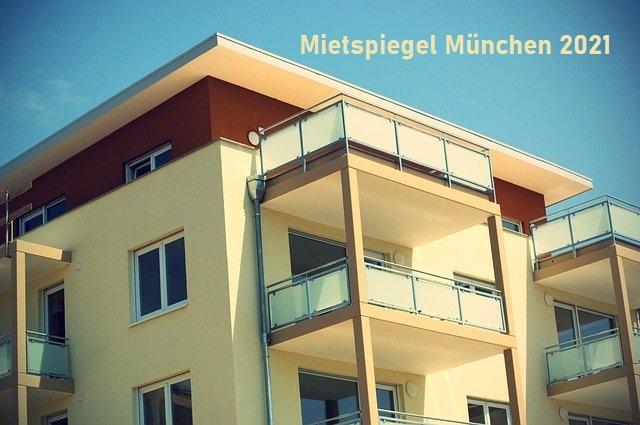 Mietspiegel für München