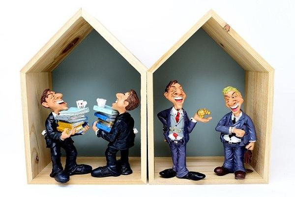 Kaufpreisaufteilung beim Immobilienkauf